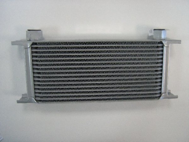Oil cooler 16 row 330x140mm