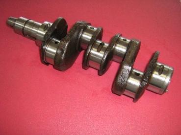 Ahnendorp B A S  - Case, Crankshafts, Rods