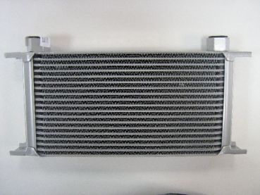Oil cooler 19 row 330x165mm