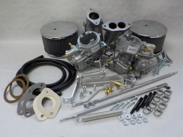 Ahnendorp B A S  - Carburettors, Manifolds, EFI, Supplies