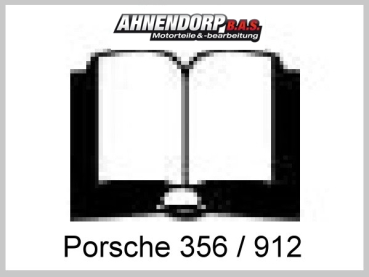 Catalogue Porsche 356 / 912 engineparts and engine machining