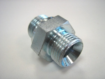Double Fitting 1/2 inch-M18 x 1,5