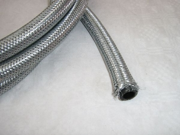 HD Oil Tube 1/2 inch meter, silver coated