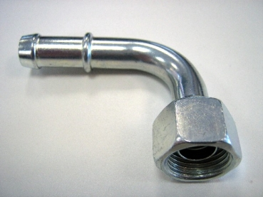 Barbet Fitting 90° for 1/2 inch oil tube 1/2 inch