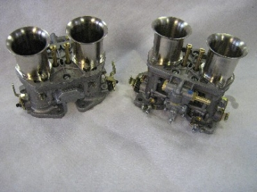 Weber IDF 40 Carburettor Set (2 p/c)