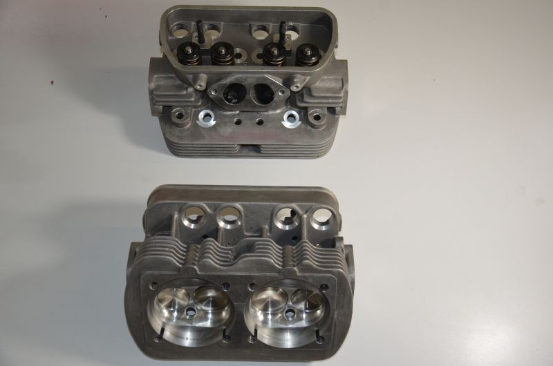 Ahnendorp B A S  - Cylinder heads dual port VW Beetle