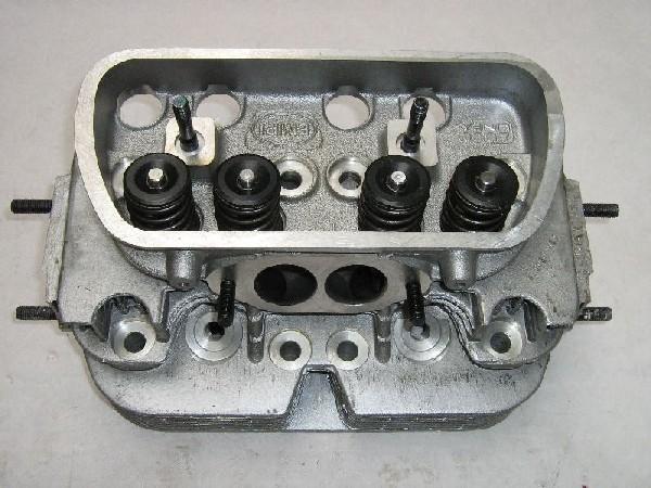 Ahnendorp B A S  - Cylinder heads dual port VW Beetle 044 HD